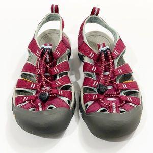 Keen women's newport H2 sandals size 7.5